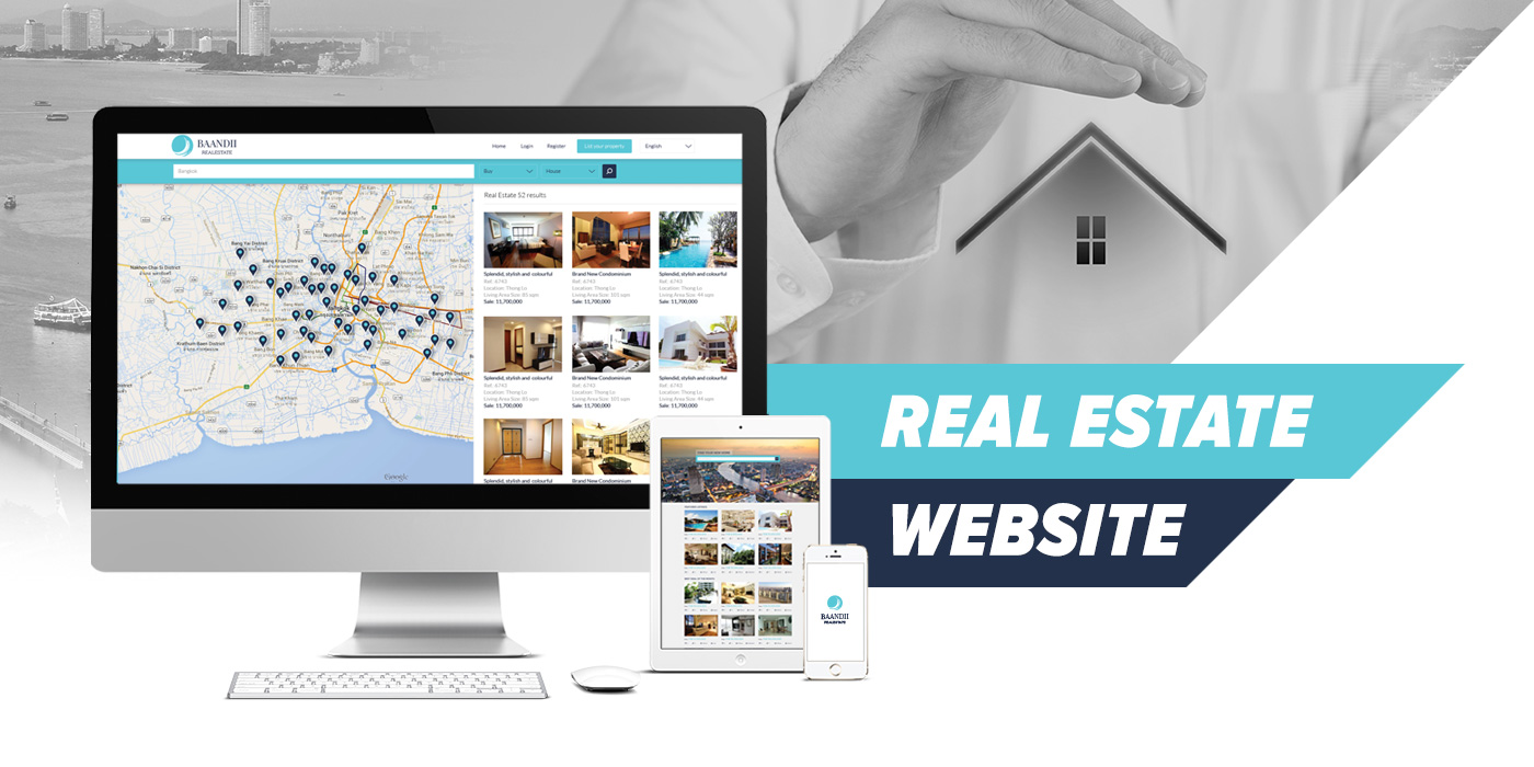 Realestate Websites Service