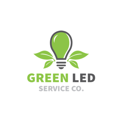 Logo Design - Green LED