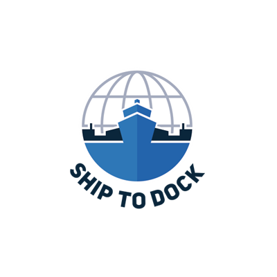 Logo Design - Ship to Dock